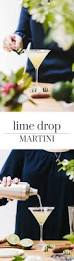 martini mint lime drop martini foolproof living