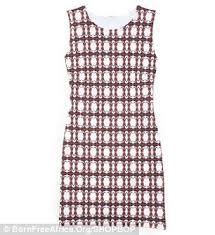 victoria beckham designs adorable mother daughter dress for born