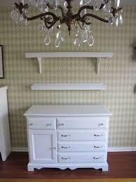 upgraded dining room shelves hometalk