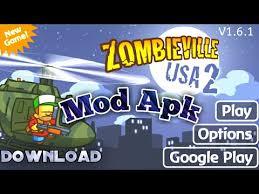 zombieville usa apk zombieville usa 2 v1 6 mod apk 2017 gameplay