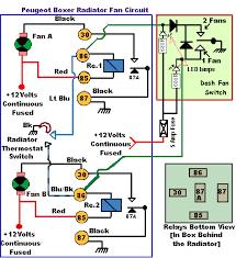 citroen berlingo peugeot partner heater blower fan fault on wiring