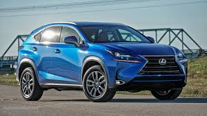 lexus nx wallpaper driven 2016 lexus nx 200t autoevolution