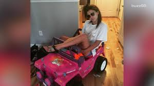 vintage barbie jeep texas student gets license suspended for dwi drives pink barbie