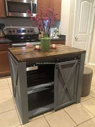 Pallet Kitchen Island Creative Home Furnishing With Recycled Pallets Pallet Kitchen