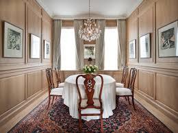 light stained dining room paneling lefèvre interiors www lefevre