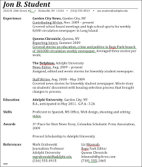 resume examples no work experience samples in 19 stunning