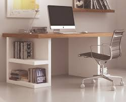 desk with shelves on side home office furniture desks and office storage furniture mind