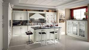 White Lacquer Kitchen Cabinets Classic Matt Gloss White Lacquer Mdf Kitchen Cabinet With Wall