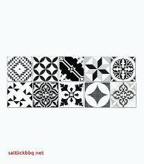 stickers de cuisine carreaux de ciment adhesif sol affordable stickers carrelage adhesif