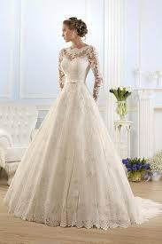 wedding dress with lace wedding dress with sleeves wedding ideas