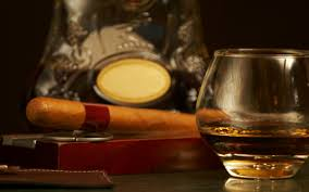 alcoholic drinks wallpaper cigar and whiskey drink desktop pc hd wallpaper picture hd