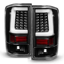 nissan titan fog lights 04 11 nissan titan truck euro style led tail lights