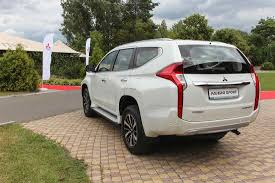 mitsubishi pajero sport new 2018 2019 mitsubishi pajero sport u2013 the start of sales in