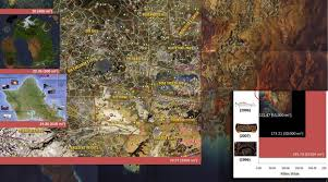 map size comparison guild wars nightfall larger than azeroth