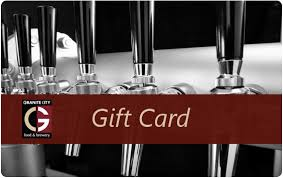ecard gift card gift cards granite city food brewery craft beers