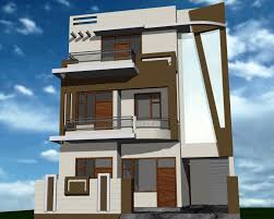Front Wall Design Of House