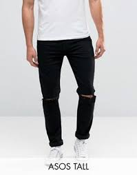 Skinny Jeans With Holes Ripped Jeans For Men Destroyed U0026 Distressed Jeans Asos