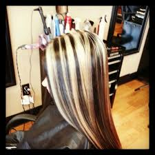 pics of platnium an brown hair styles 36 best hair images on pinterest hair color braids and hair colors