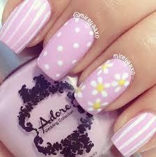 hermosas uñas pinterest spring manicure and spring nails