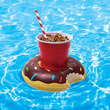 amazon com bigmouth inc inflatable pool party drink floats