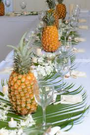 hawaiian themed wedding hawaiian themed wedding reception centerpieces decorating of party