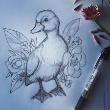 17 best ideas about duck best 25 duck drawing ideas on pinterest baby cartoon disney