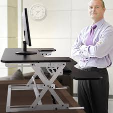 Standing Sitting Desk by Amazon Com Jaxpety 29 5