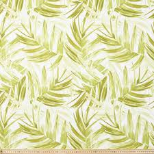 Home Decor Fabrics Australia by Tropical Fern Uncoated Fabric