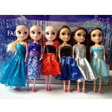 big 6 pack princess anna elsa frozen dolls 70 buy today