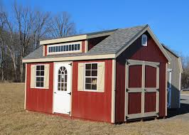 10x16 classic a frame mini barns storage sheds garages