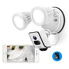 security light with camera wireless amazon com floodlight camera motion activated famirosa wifi