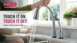 touchless kitchen faucet reviews wonderful delta touchless faucet large size of kitchen touch