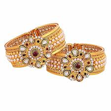 free size bracelet images Ds jewellery gold plated openable free size every ocassion kangan jpg