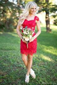 bridesmaid dress google search buy short red and black