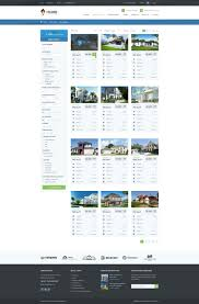 Construction House Plans by Home Planify House Plans U0026 Construction Psd Template By Pixel