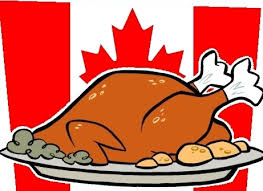 happy thanksgiving canada from america meme