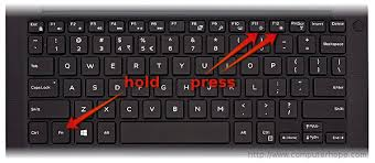 how to turn on keyboard light dell how do i adjust my brightness or contrast on my laptop