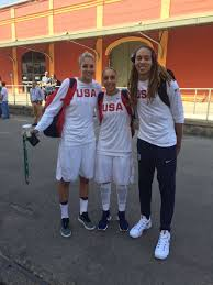 elena delle donne gives a look inside team usa u0027s incredible ship