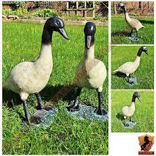 garden canada goose ornament outdoor decoration home lawn gift
