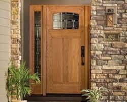 Wood Door Exterior Wood Doors Casco Industries