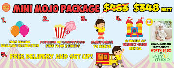 most popular kids birthday party packages in singapore