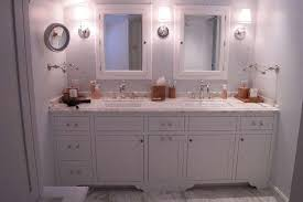 Bathroom Cabinet With Built In Laundry Hamper Absolutely Ideas Built In Bathroom Vanities Vanity With Laundry