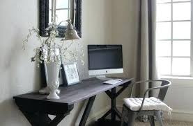 Dining Room Computer Desk Stylish Living Room Computer Desk Within Best Corner Ideas For