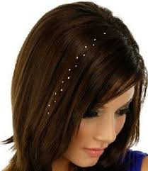 hair crystals clip on hair extensions indian remy hair