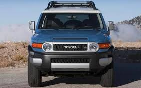 2012 toyota fj cruiser information and photos zombiedrive
