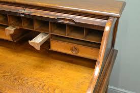 Roll Top Antique Desk Antique Roll Top Desk Antiques World