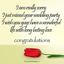 marriage congratulations message belated wedding wishes and messages occasions messages