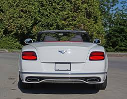 pink bentley convertible 2016 bentley continental gt convertible speed road test review