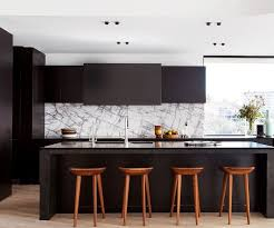 kitchen furniture nyc best 25 black kitchen furniture ideas on black