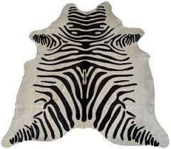 Black And White Zebra Area Rug Black White Zebra Rug At Rug Studio